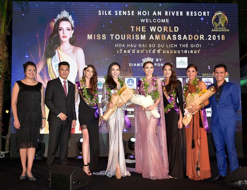 Cận cảnh nhan sắc 50 hoa hậu quốc tế tại Hội An - ảnh 13
