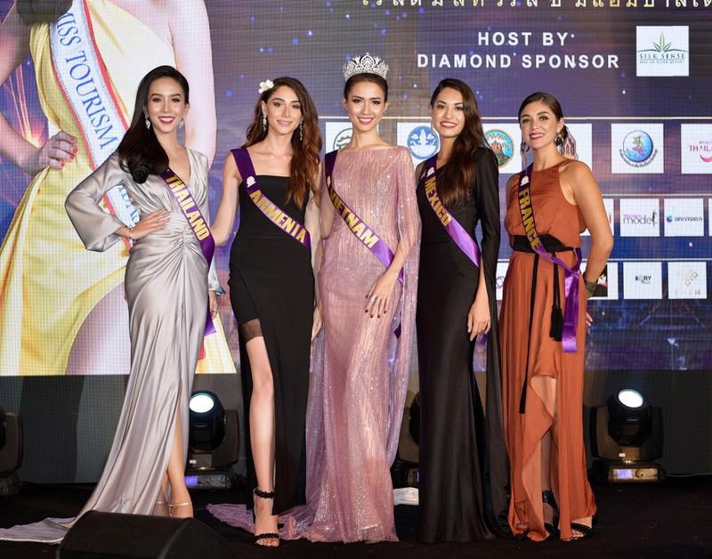 Cận cảnh nhan sắc 50 hoa hậu quốc tế tại Hội An - ảnh 14