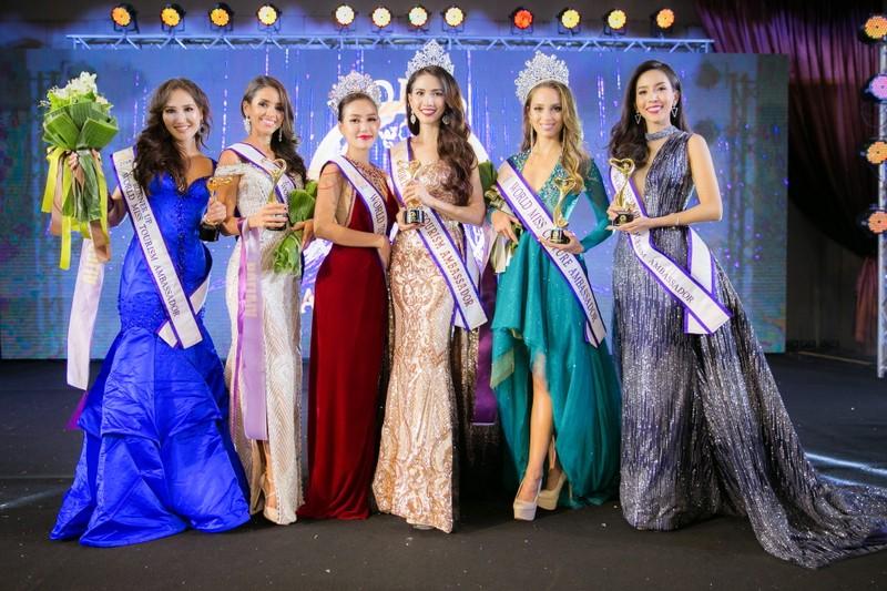 Phan Thị Mơ đăng quang Hoa hậu Đại sứ du lịch Thế giới 2018 - ảnh 3