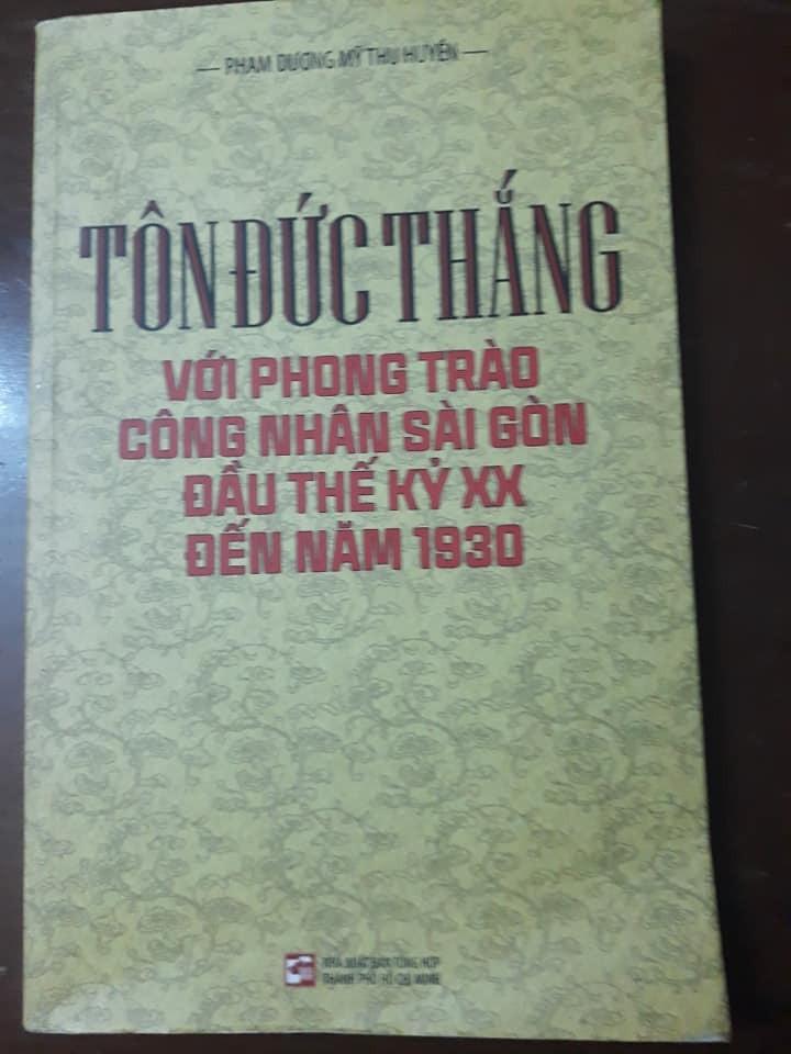 Chuỗi hoạt động kỷ niệm 130 năm ngày sinh Bác Tôn ở đường sách - ảnh 2