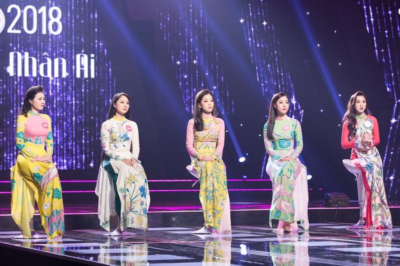 Trấn Thành ấn tượng với biểu hiện của thí sinh Hoa hậu VN  - ảnh 1