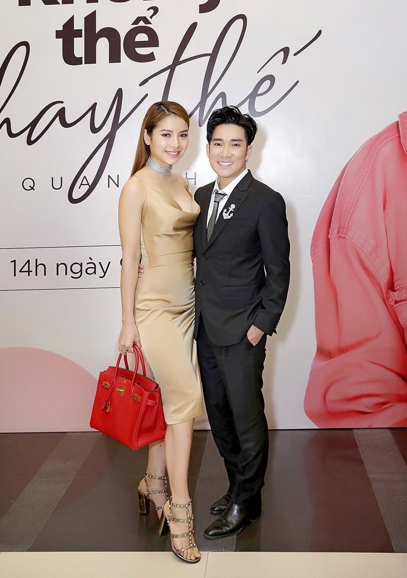 Đóng cảnh nóng quá đạt trong MV, Việt Anh bị vợ dọa ly hôn - ảnh 9