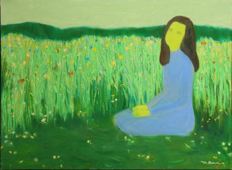 Triển lãm hành trình 1 phụ nữ u sầu, cô độc đi qua trầm cảm - ảnh 4