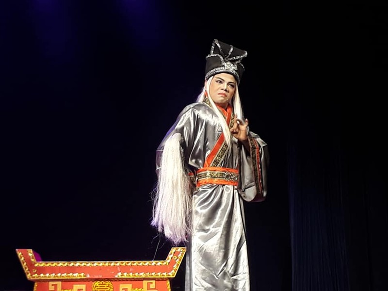 Ra mắt một sân khấu cải lương mới của Chí Linh-Vân Hà - ảnh 4
