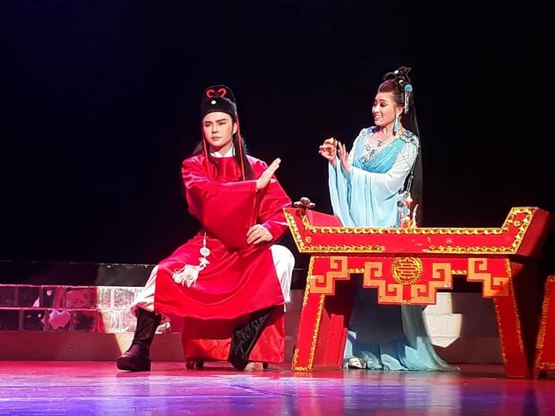 Ra mắt một sân khấu cải lương mới của Chí Linh-Vân Hà - ảnh 2