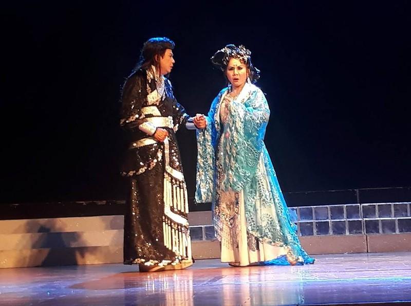 Ra mắt một sân khấu cải lương mới của Chí Linh-Vân Hà - ảnh 3