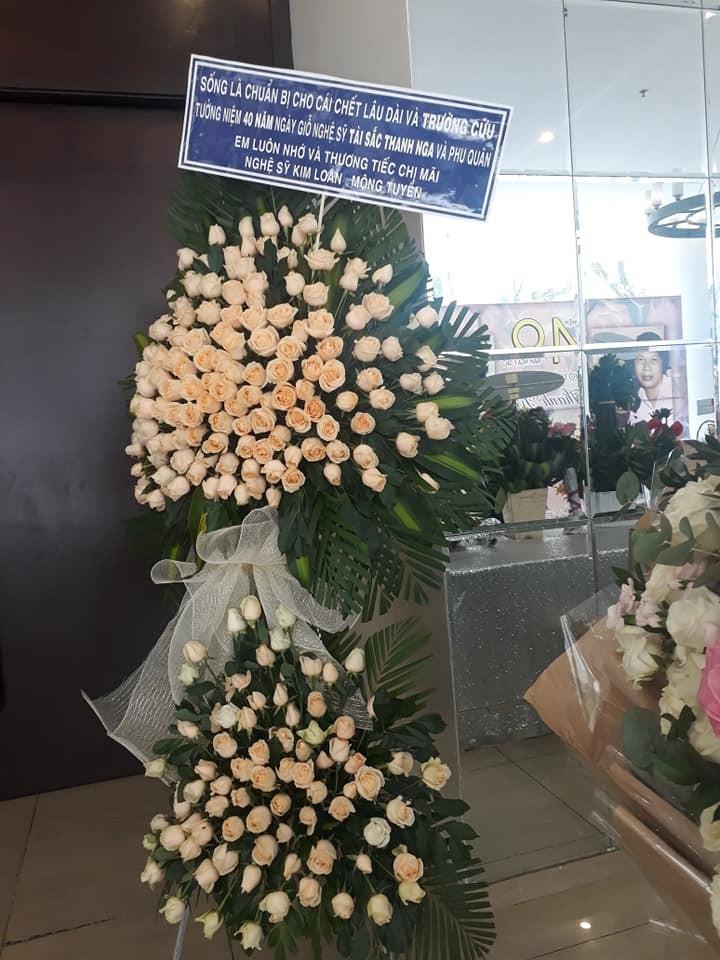 Đông đảo nghệ sĩ tên tuổi dự tưởng niệm ngày mất NS Thanh Nga - ảnh 3