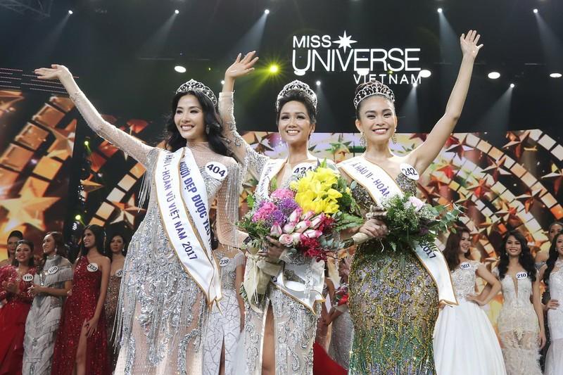 Khởi động cuộc thi Hoa hậu Hoàn vũ Việt Nam 2019 - ảnh 1