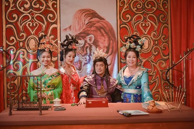 Phim của sân khấu Kịch Phú Nhuận ra rạp mùa Tết - ảnh 1