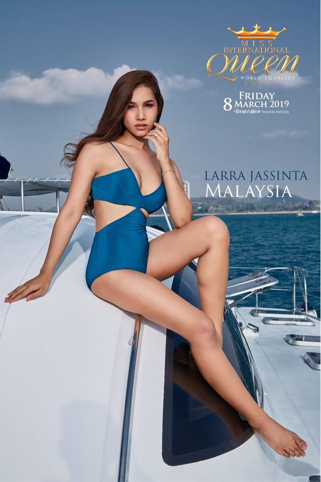 Bộ ảnh bikini nóng bỏng của 20 người đẹp Hoa hậu chuyển giới - ảnh 6