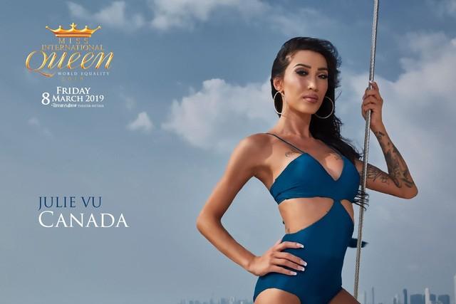 Bộ ảnh bikini nóng bỏng của 20 người đẹp Hoa hậu chuyển giới - ảnh 13