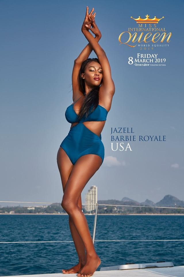 Bộ ảnh bikini nóng bỏng của 20 người đẹp Hoa hậu chuyển giới - ảnh 16