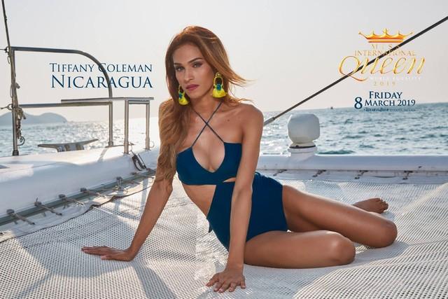 Bộ ảnh bikini nóng bỏng của 20 người đẹp Hoa hậu chuyển giới - ảnh 17