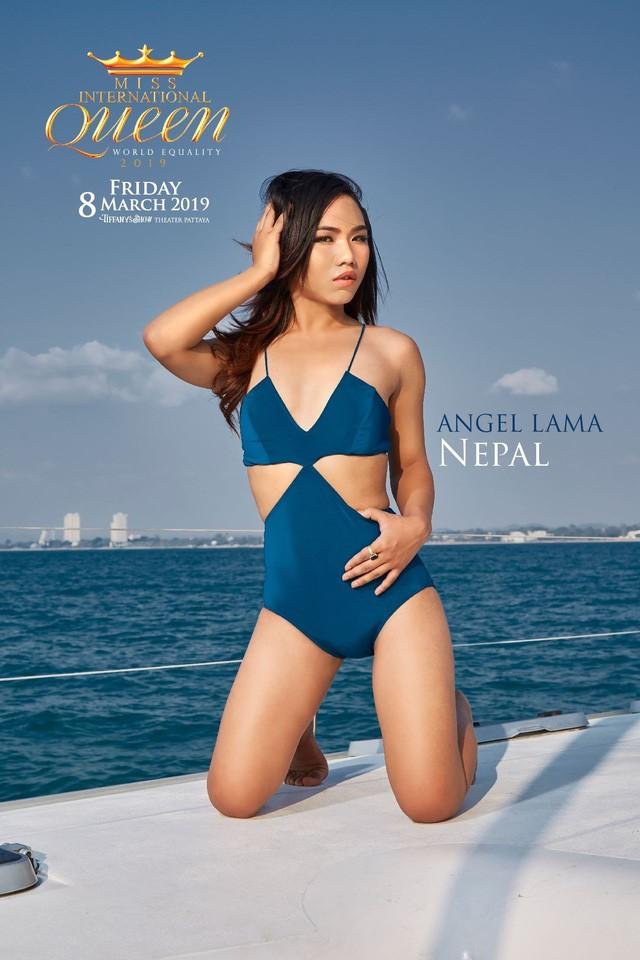 Bộ ảnh bikini nóng bỏng của 20 người đẹp Hoa hậu chuyển giới - ảnh 19