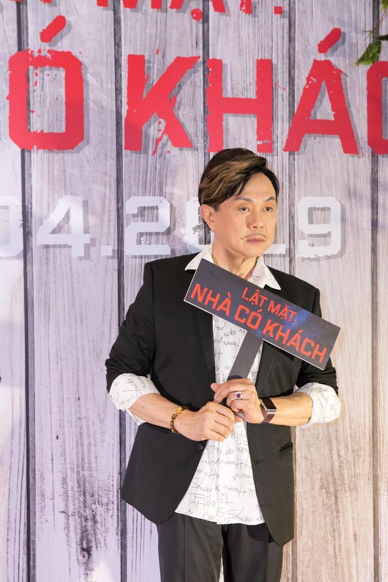 Trường Giang, Ngô Thanh Vân, sao Việt dự ra mắt 'Lật mặt 4' - ảnh 4