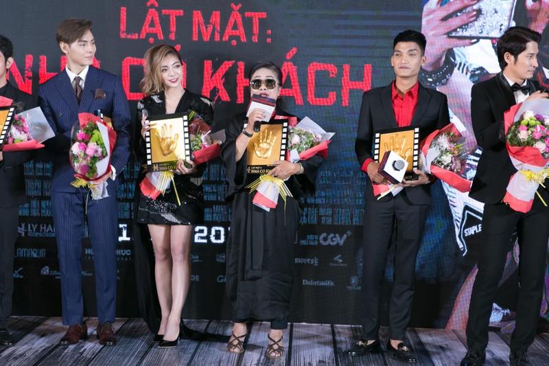 Trường Giang, Ngô Thanh Vân, sao Việt dự ra mắt 'Lật mặt 4' - ảnh 3