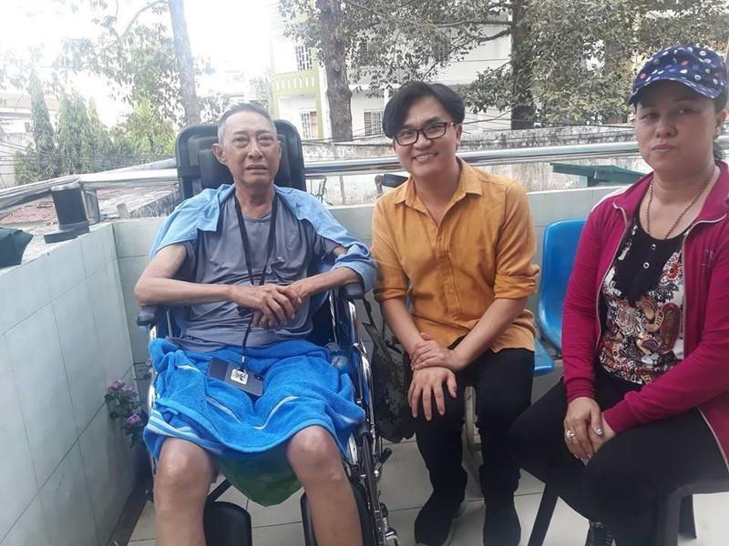Nghệ sĩ Lê Bình sốt cao, đồng nghiệp lo lắng - ảnh 3