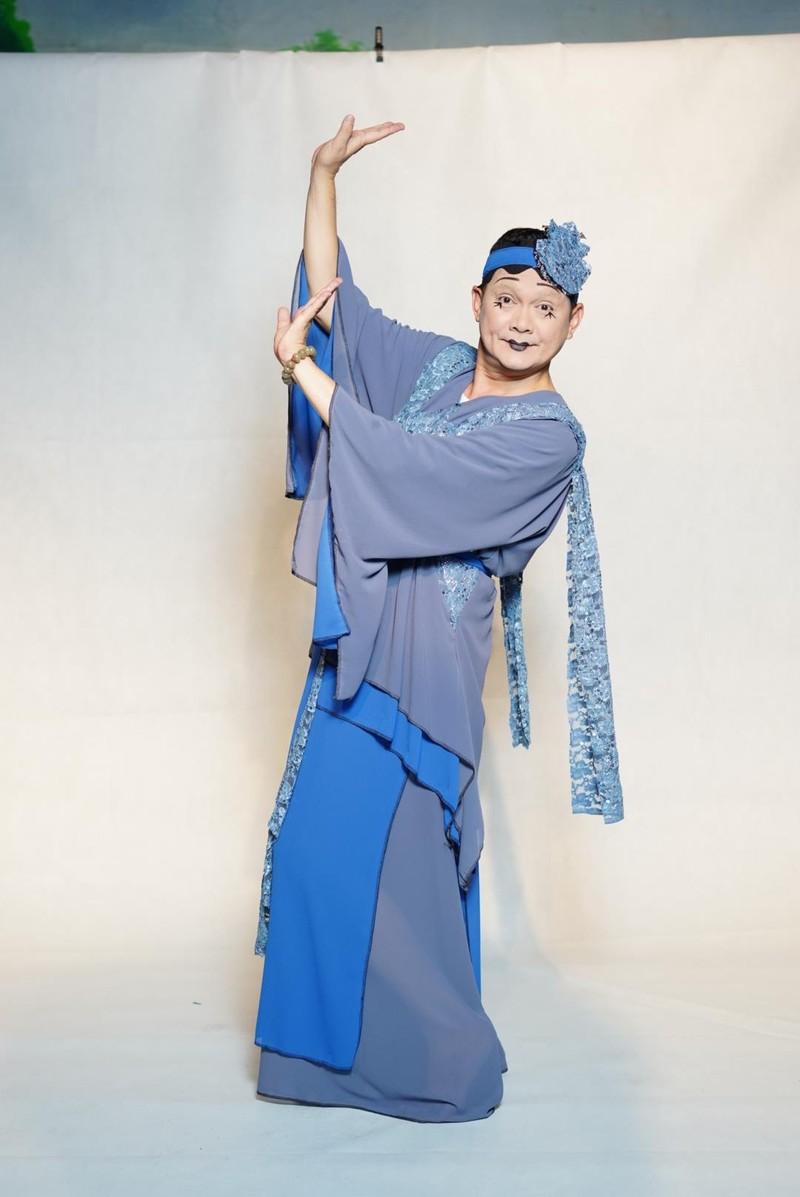 Thành Lộc, Hữu Châu diễn cùng lúc hai vai ở 'Ngày xửa ngày xưa - ảnh 2