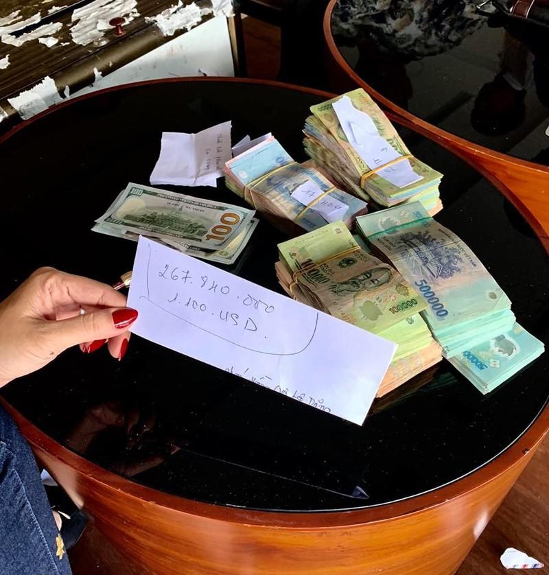 Gia đình cố NS Lê Bình từ thiện gần 300 triệu tiền phúng điếu - ảnh 2