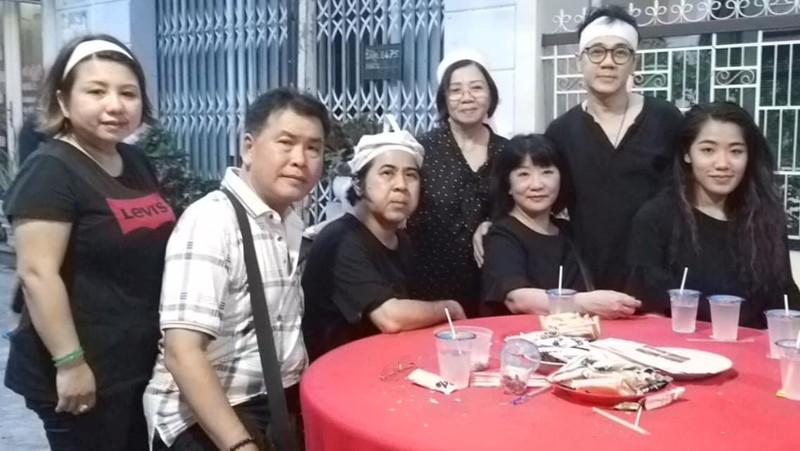 Nghệ sĩ Thành Lộc chia sẻ sau đám tang của mẹ - ảnh 9