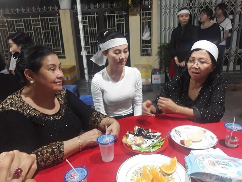 Nghệ sĩ Thành Lộc chia sẻ sau đám tang của mẹ - ảnh 3