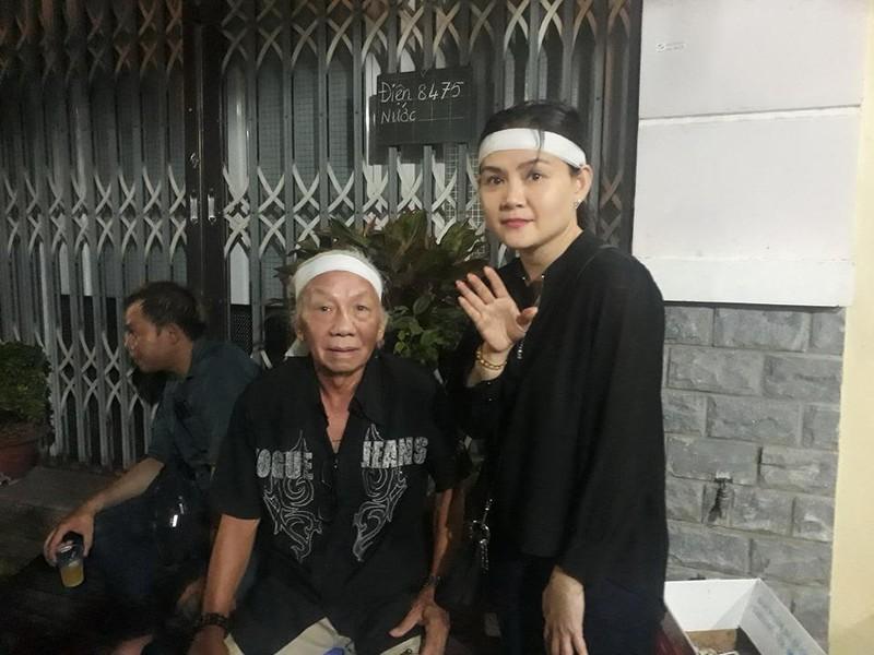 Nghệ sĩ Thành Lộc chia sẻ sau đám tang của mẹ - ảnh 8