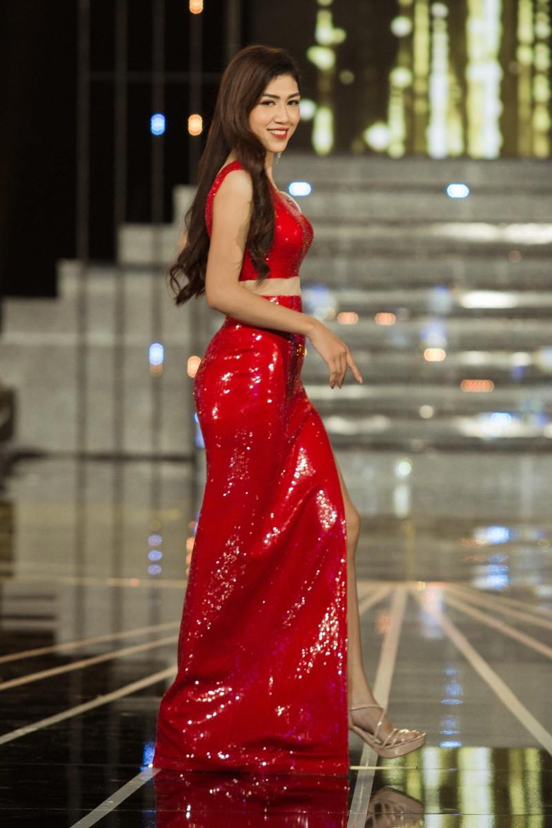 20 thí sinh vào chung kết Hoa hậu Thế giới Việt Nam 2019 - ảnh 10