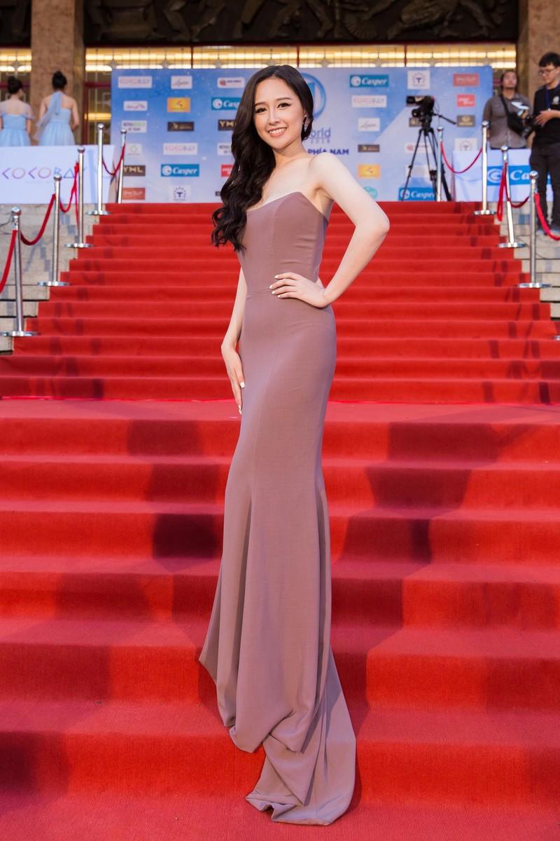 20 thí sinh vào chung kết Hoa hậu Thế giới Việt Nam 2019 - ảnh 2