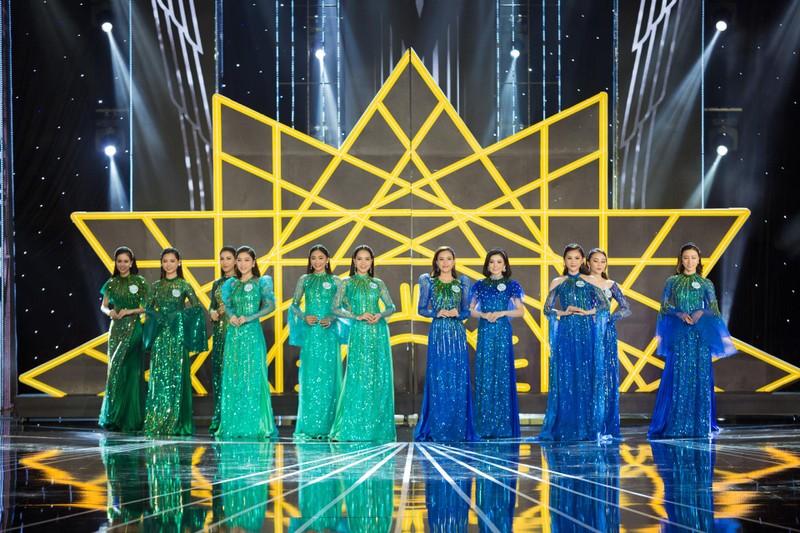 20 thí sinh vào chung kết Hoa hậu Thế giới Việt Nam 2019 - ảnh 6