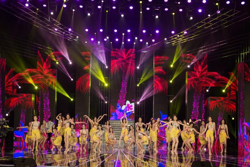 20 thí sinh vào chung kết Hoa hậu Thế giới Việt Nam 2019 - ảnh 9