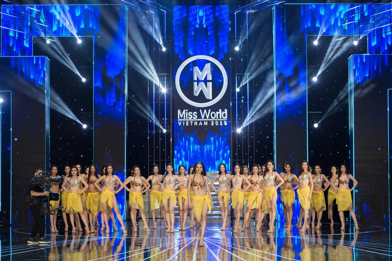 20 thí sinh vào chung kết Hoa hậu Thế giới Việt Nam 2019 - ảnh 8