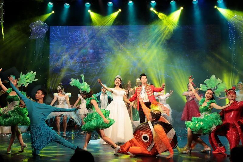 Nhà hát Tuổi Trẻ đem 'Giấc mơ nàng tiên cá' vào Nam - ảnh 1