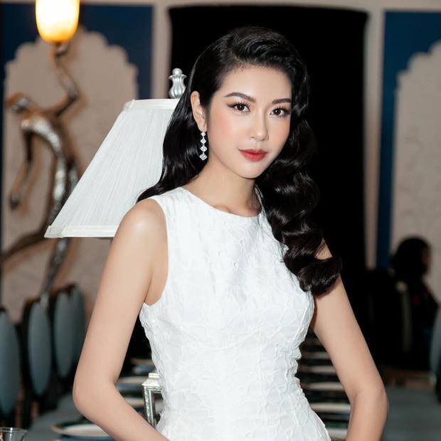Xôn xao á hậu Miss International 2015 thi Hoa hậu Hoàn vũ VN - ảnh 6