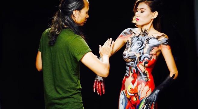Sau scandal dậy sóng vì người mẫu Ngô Lực trở lại - ảnh 2