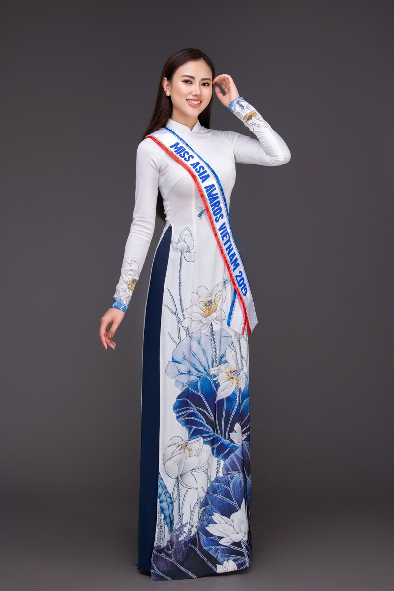 Hà Vi Vi tham dự Miss Asia Award 2019 - ảnh 2