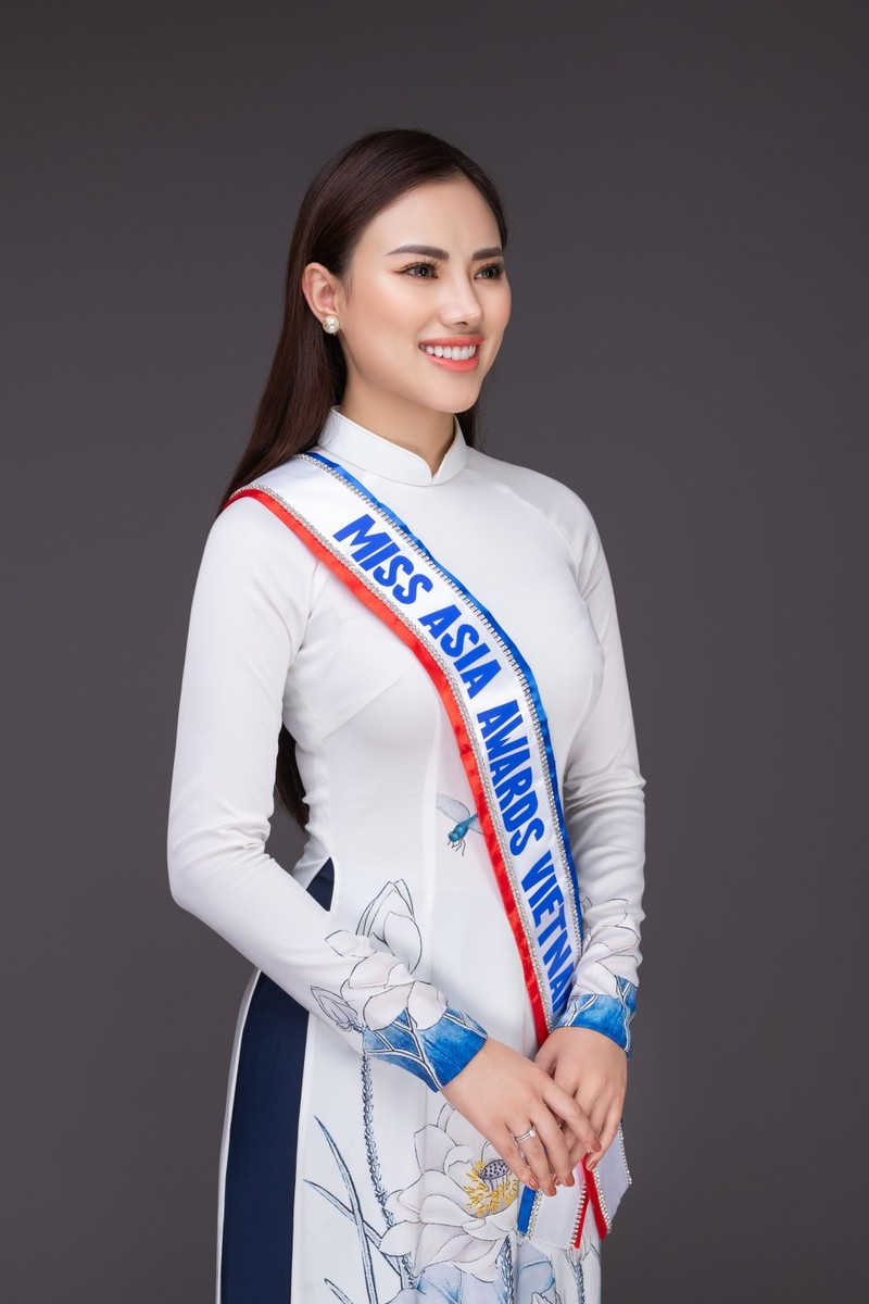 Hà Vi Vi tham dự Miss Asia Award 2019 - ảnh 3