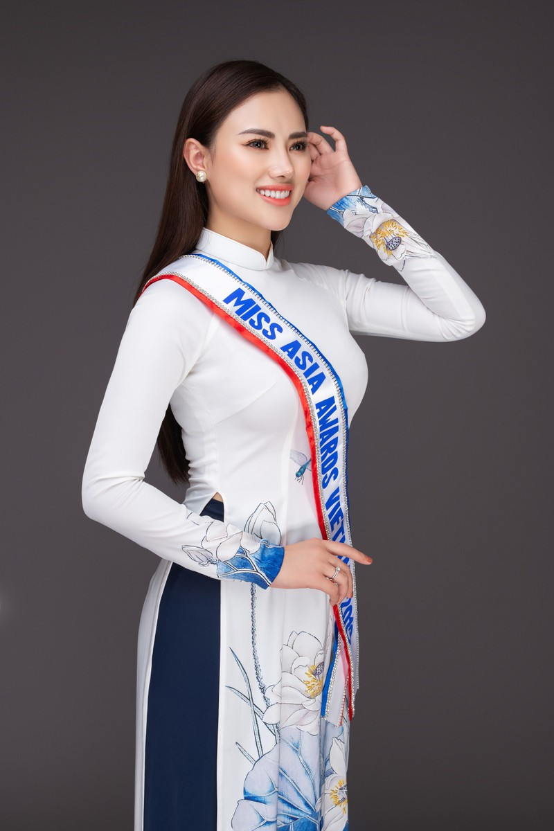 Hà Vi Vi tham dự Miss Asia Award 2019 - ảnh 4