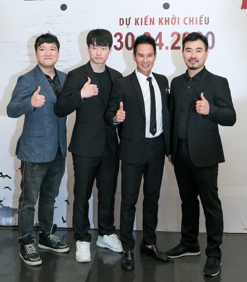 'Lật mặt 5' của Lý Hải mời đạo diễn Hàn Quốc cố vấn hành động - ảnh 1