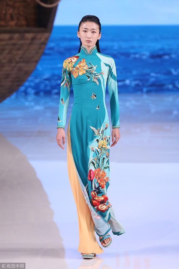 Ồn ào áo dài bị gọi là phong cách Trung Quốc, Sĩ Hoàng nói gì? - ảnh 3