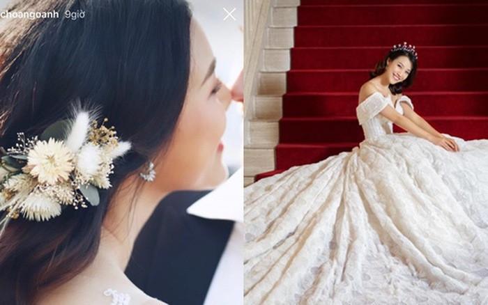 Sau Đông Nhi, Bảo Thy, đến lượt á hậu Hoàng Oanh sắp cưới - ảnh 10