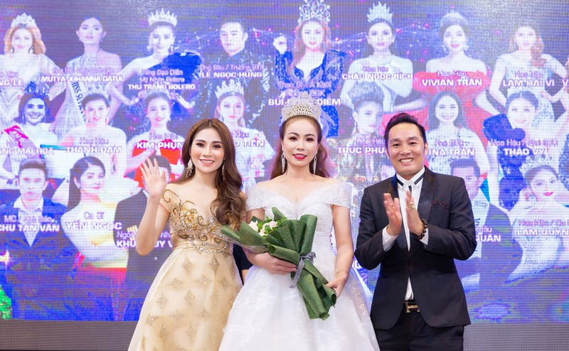 Hoa hậu Cộng đồng Doanh nhân Thế giới 2020 tổ chức ở Campuchia - ảnh 3
