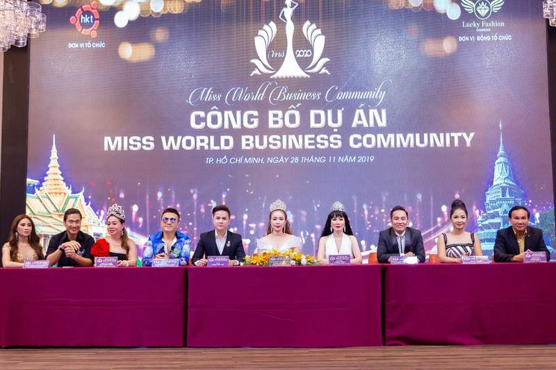 Hoa hậu Cộng đồng Doanh nhân Thế giới 2020 tổ chức ở Campuchia - ảnh 2