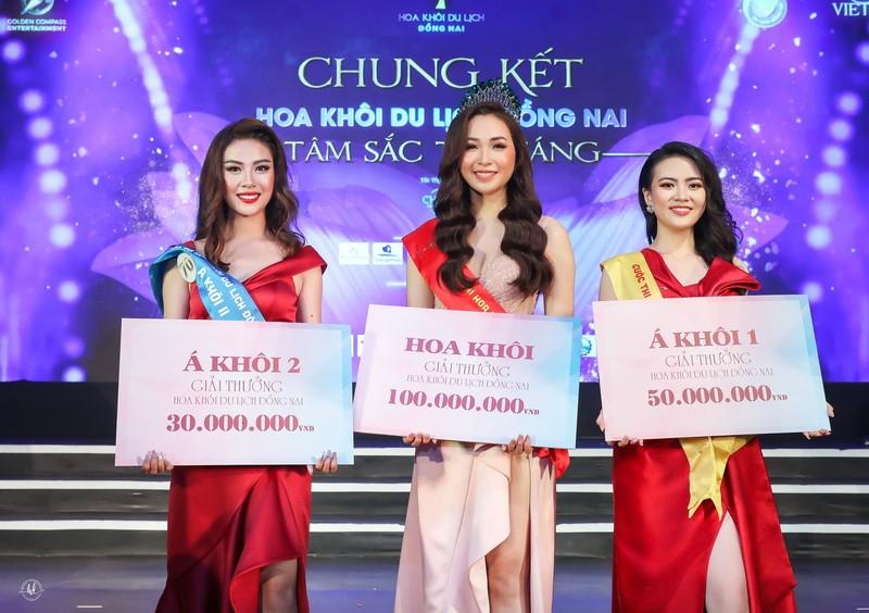 Đỗ Nguyễn Như Huỳnh đăng quang Hoa khôi Du lịch Đồng Nai 2019 - ảnh 3
