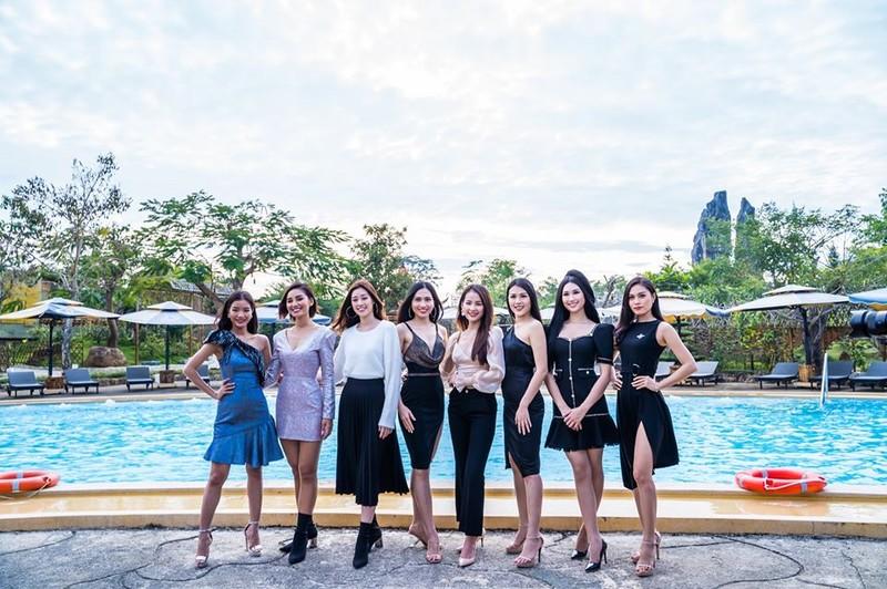 Tân hoa hậu Hoàn vũ Việt Nam và 2 á hậu khoe ảnh đi chơi - ảnh 5