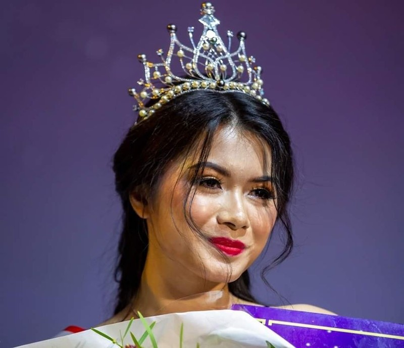 Du học sinh VN đăng quang Hoa hậu Di sản Quốc tế - Pháp 2019 - ảnh 1