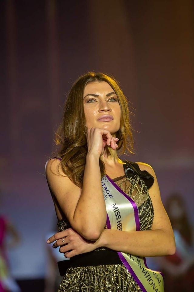 Du học sinh VN đăng quang Hoa hậu Di sản Quốc tế - Pháp 2019 - ảnh 3
