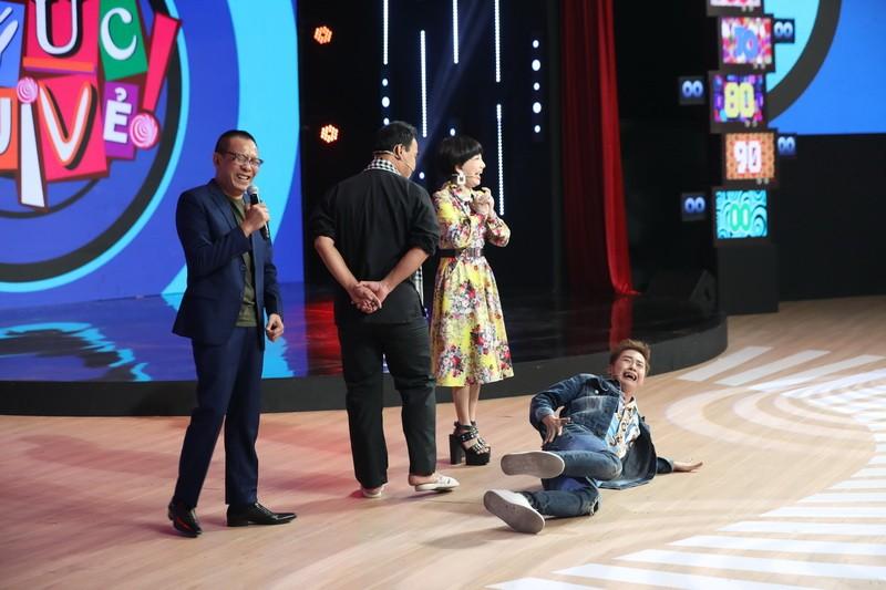 Thị Hến - Thanh Kim Huệ khiến MC Lại Văn Sâm lúng túng - ảnh 2