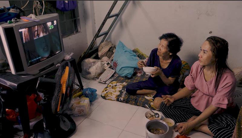 Phim về  đời lô tô: Ngôi nhà buổi chiều buồn tênh - ảnh 3