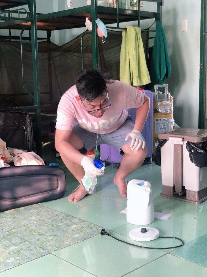 Chùm ảnh cách ly gây bão mạng của Việt kiều - ảnh 12