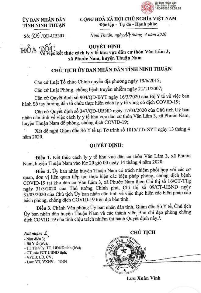 Văn Lâm 3 trước giờ gỡ bỏ lệnh cách ly - ảnh 1